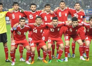 могут быть команды по футболу таджикистана подходящее