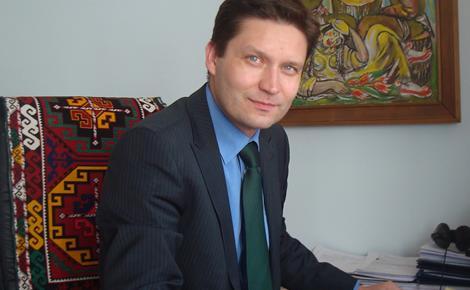 Р. Врбенский: «Оставим туберкулез в прошлом»