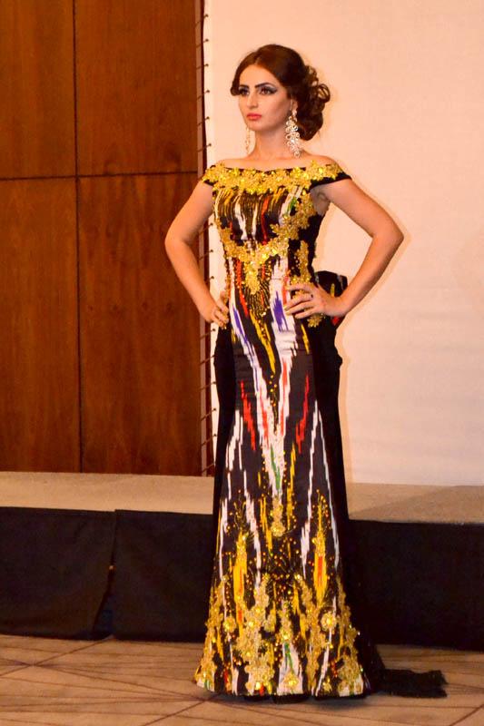 Таджикские моды платье