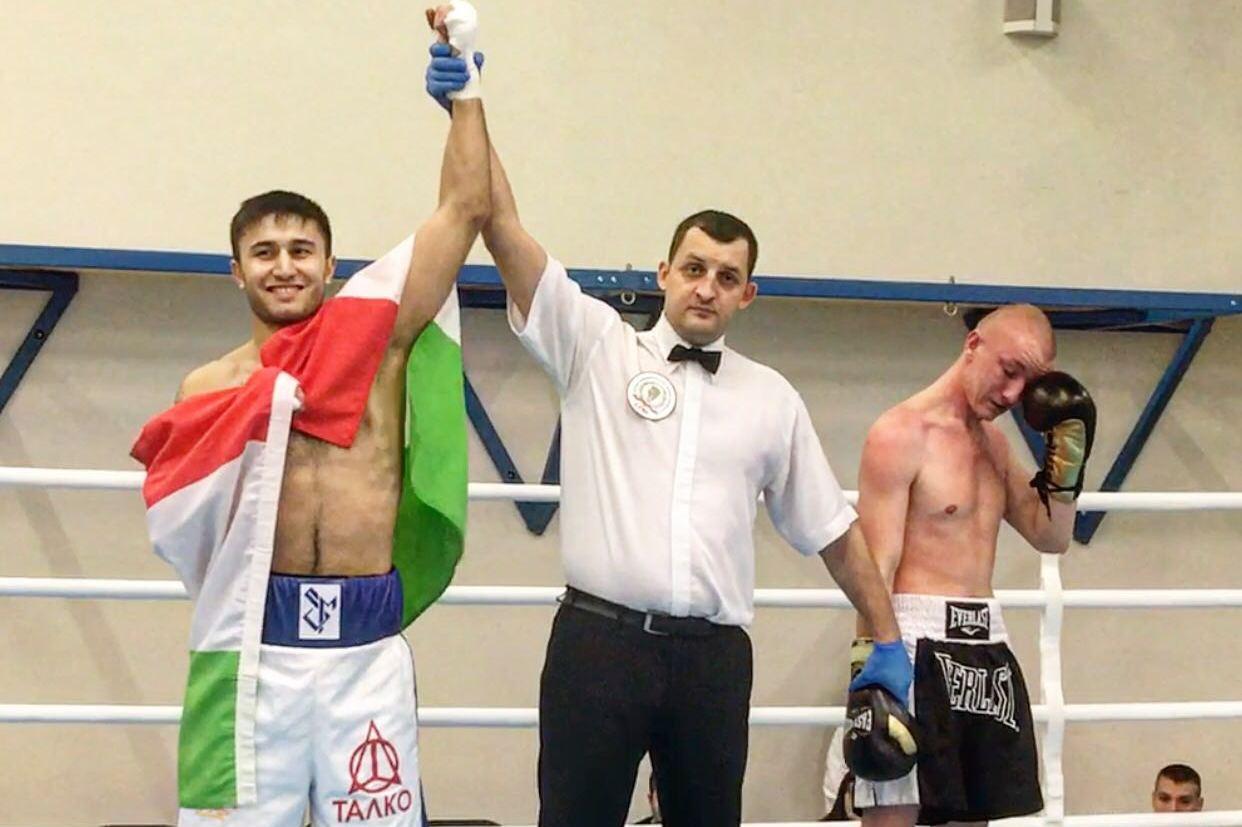для самый лучший боксер таджикистана лучшей