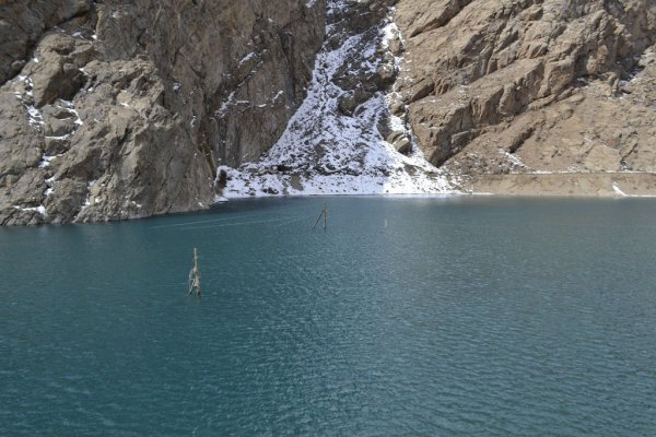 Генсек ООН побывал на Сарезском озере. Он обеспокоен таянием ледников на Памире