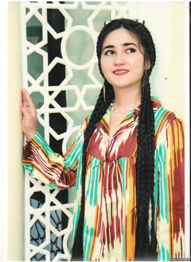 Сексуалное девушка таджикистан вазьму