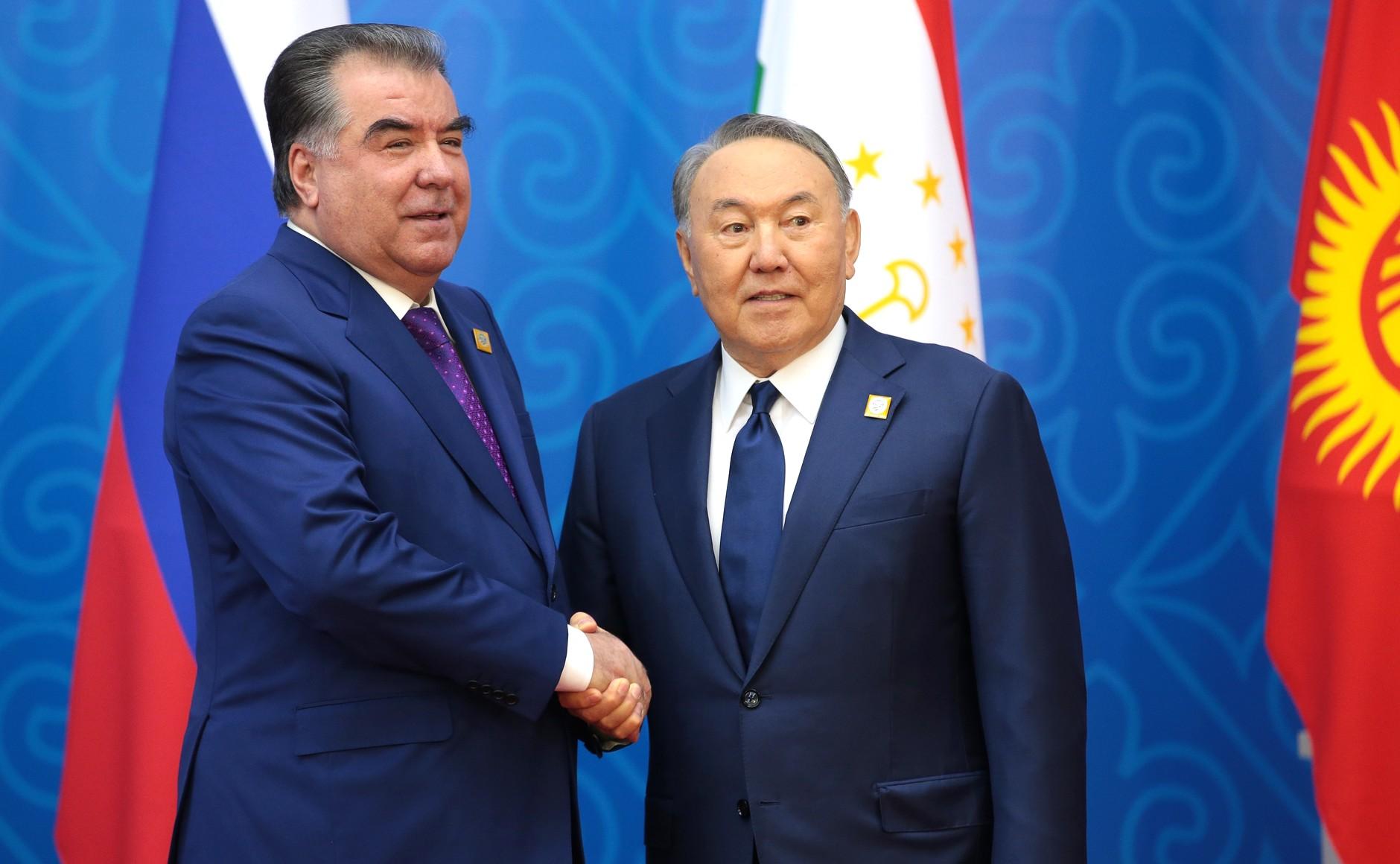 Казахстан - Таджикистан: 25 лет дружбе
