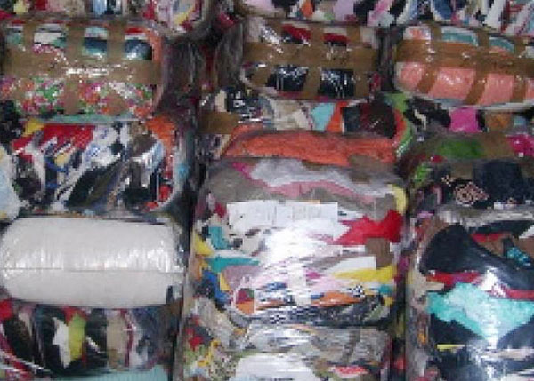 В Душанбе пресечена контрабанда женской одежды и лекарств из Кыргызстана