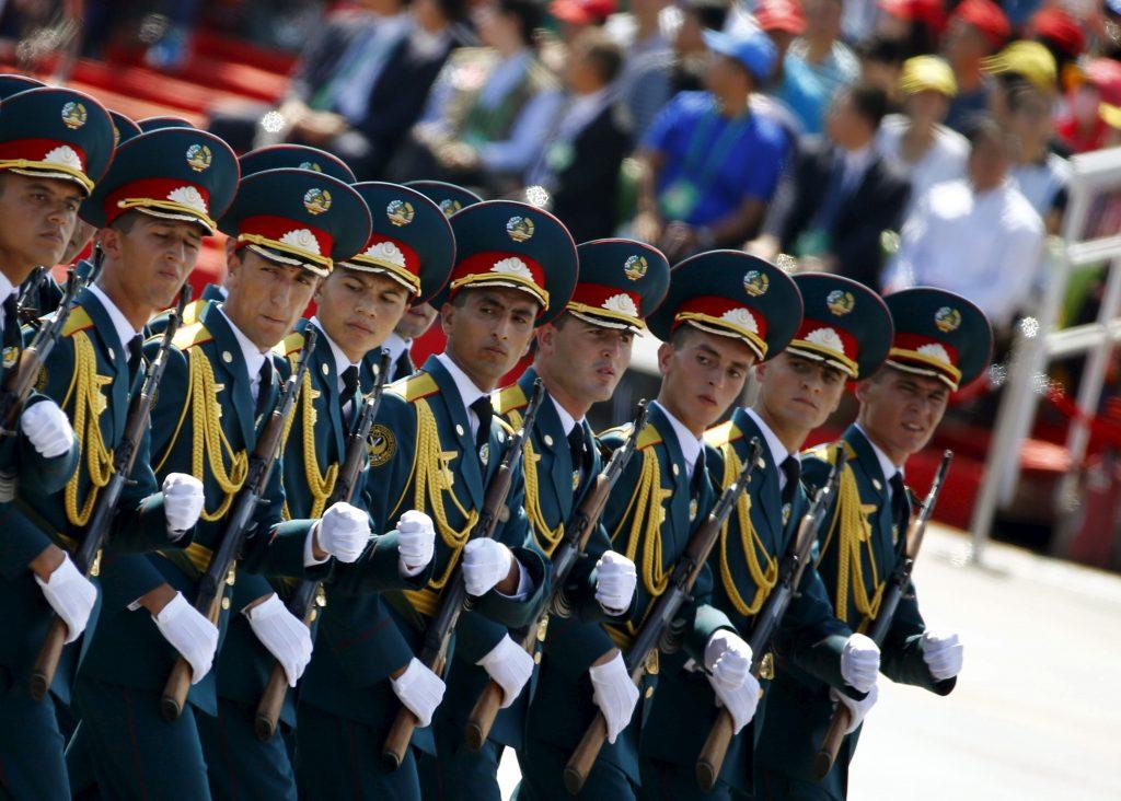 Президент примет участие в торжествах в честь юбилея армии Таджикистана