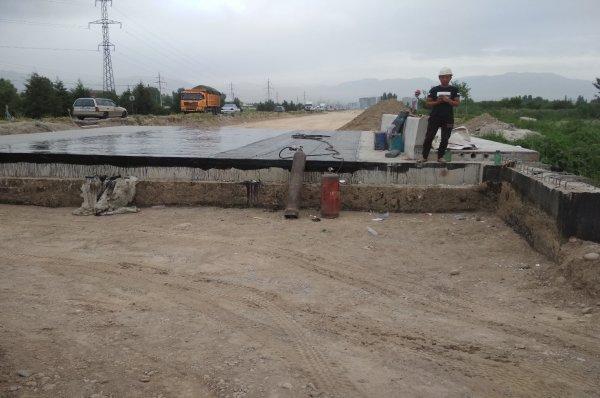 Дорогу Душанбе-Курган-тюбе сделают скоростной трассой