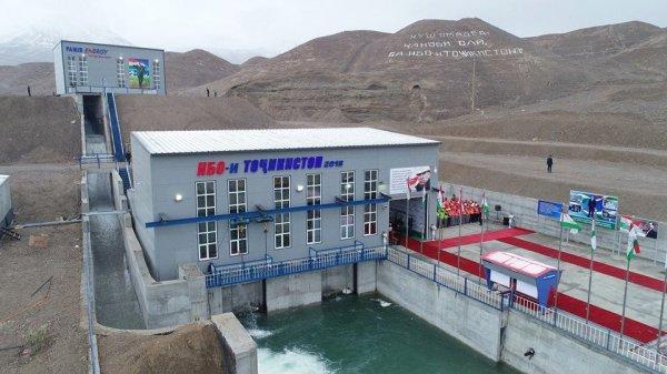 ГЭС «Таджикистан»: как была введена в строй одна из самых высокогорных станций в мире