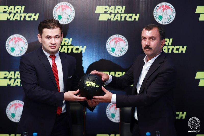 Букмекерская компания «Parimatch» стала титульным спонсором Кубка и Суперкубка Таджикистана
