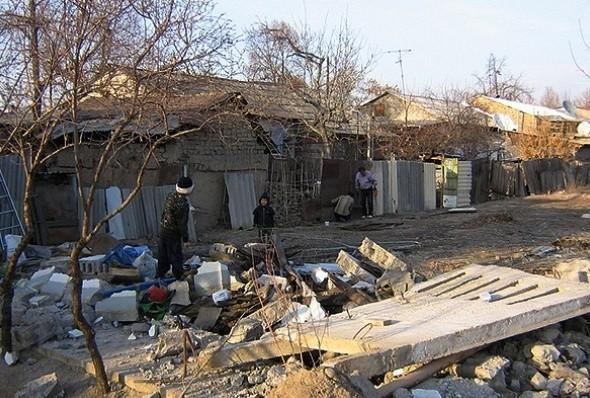 Как в Таджикистане легализовать незаконно построенный дом