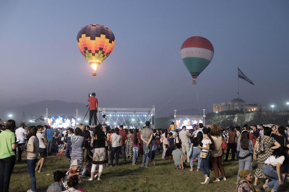 В Душанбе состоится Dushanbe Summer Fest-2021, на котором споют Юлдуз Усманова и Арон Афшор